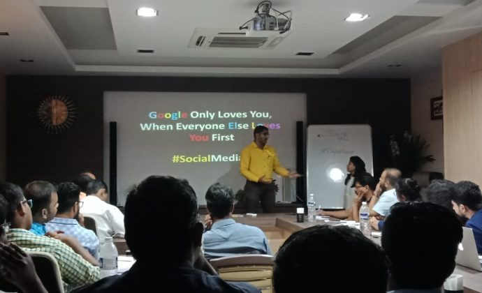 Sangli Digital Marketing Workshop 1