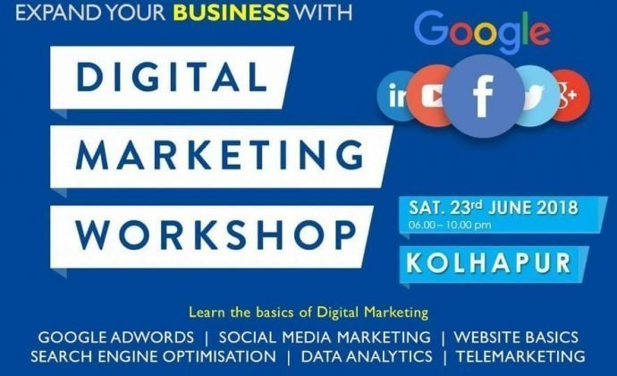 Digital Marketing Workshop Kolhapur