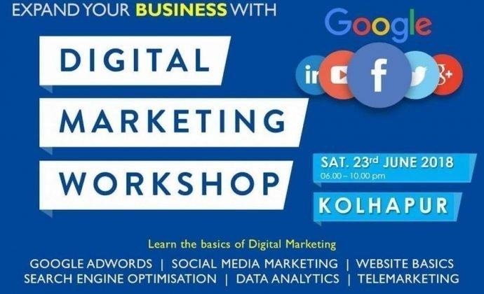 Digital Marketing Workshop Kolhapur