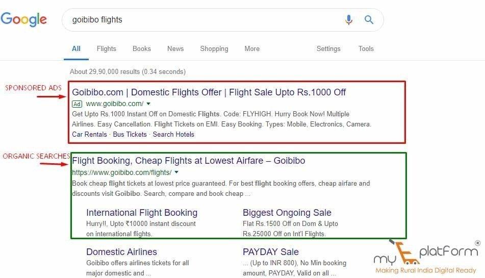 myeplatform-digital marketing agency-google ads