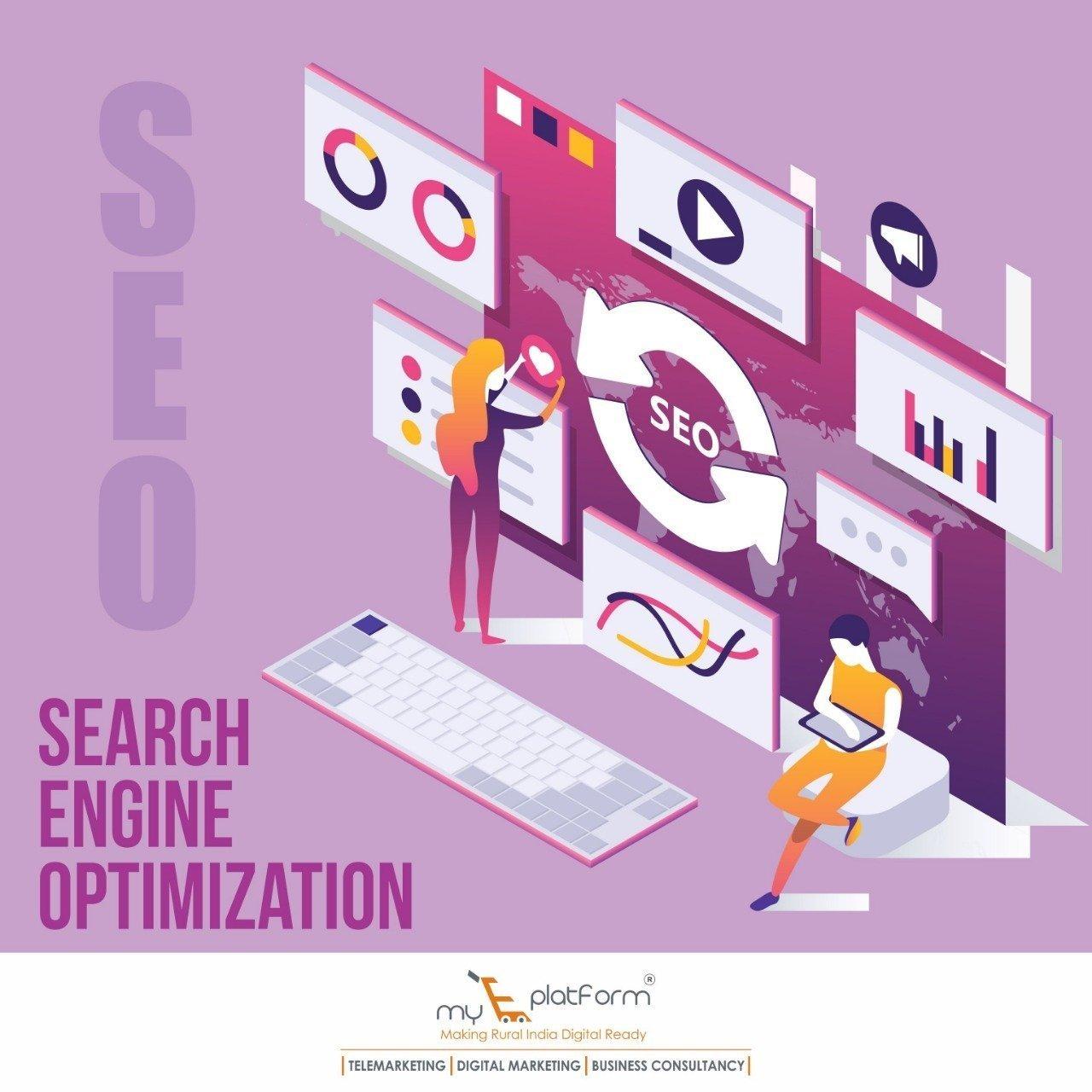 what is seo? - search engine optimization - myeplatform - seo service