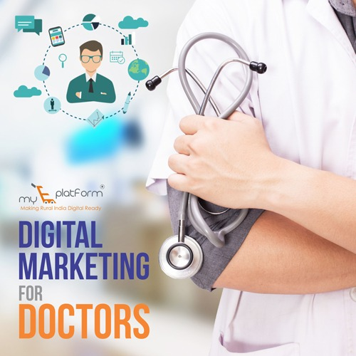 Digital Marketing For Doctors - myEplatform® - Digital Marketing Agency