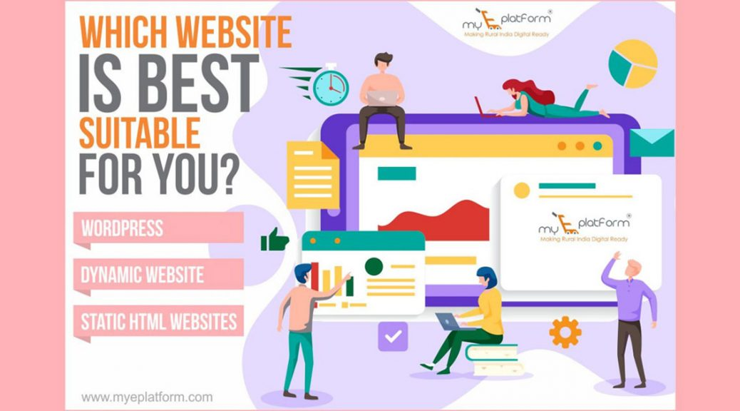 Which Website Is Suitable For You?