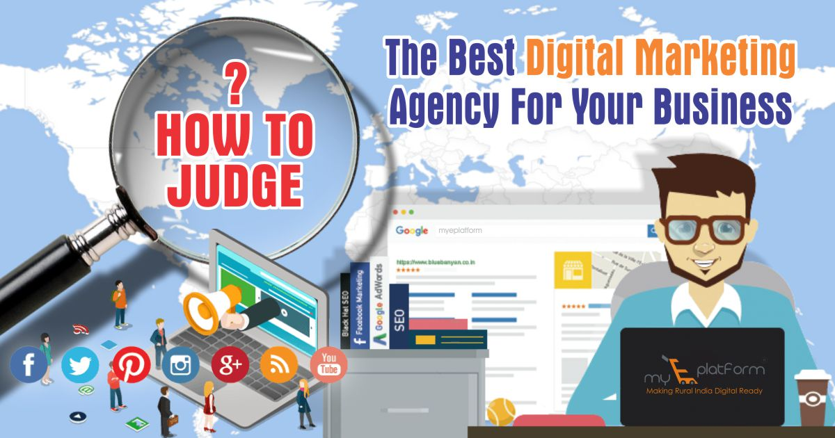 The Best Digital Marketing Agency - myEplatform®