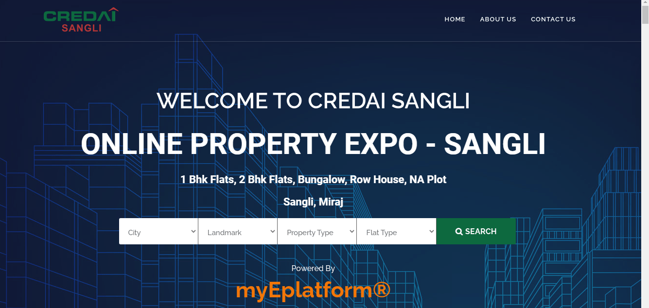 online property expo - credai sangli